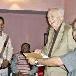 Evvironmental-Peace-Award-given-by-Nobel-Laureate-Prof.-Martin-Perl-Calcutta, India